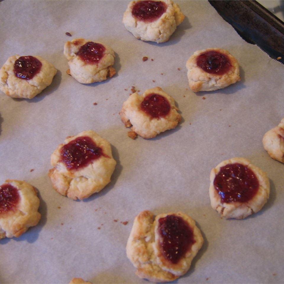 Austrian Jam Cookies kuratenko