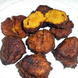 Pumpkin Fritters maplover