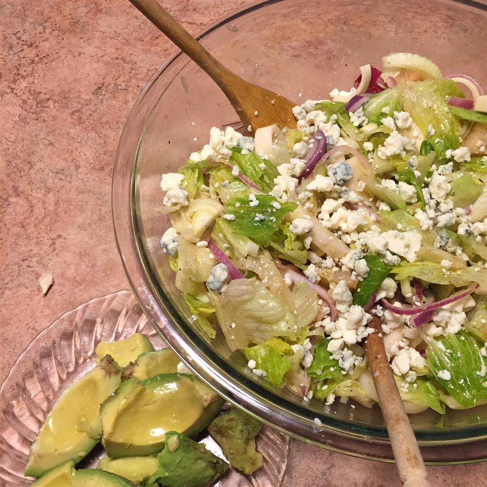 Jennifer's Fennel and Grapefruit Summer Salad Rita Hathaway Leigh