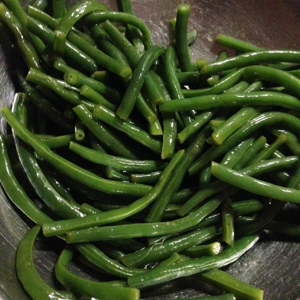 Lemon String Beans Gina