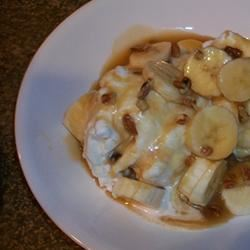 Bananas in Caramel Sauce staceywatts