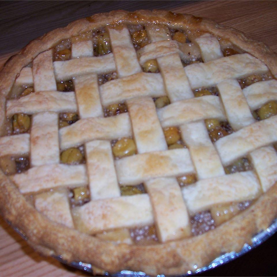 Gooseberry Pie I curtis