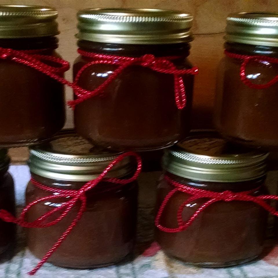 Slow Cooker Apple Butter Carla Seif-Wilke