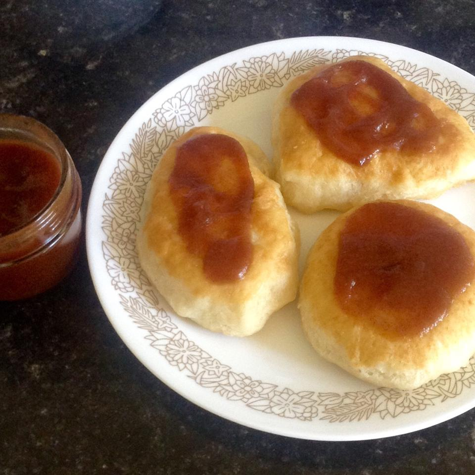 Slow Cooker Apple Butter with Honey