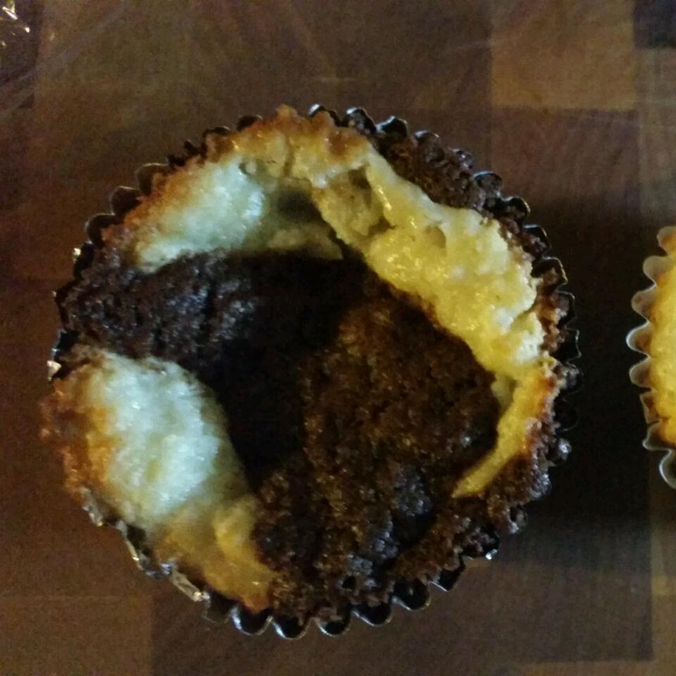 Brownie Cheesecake Cupcakes MommaSingh8214