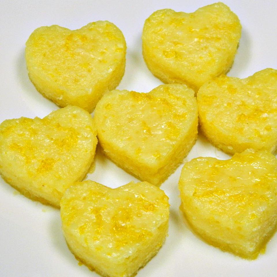 Lemon Brownies Marianne