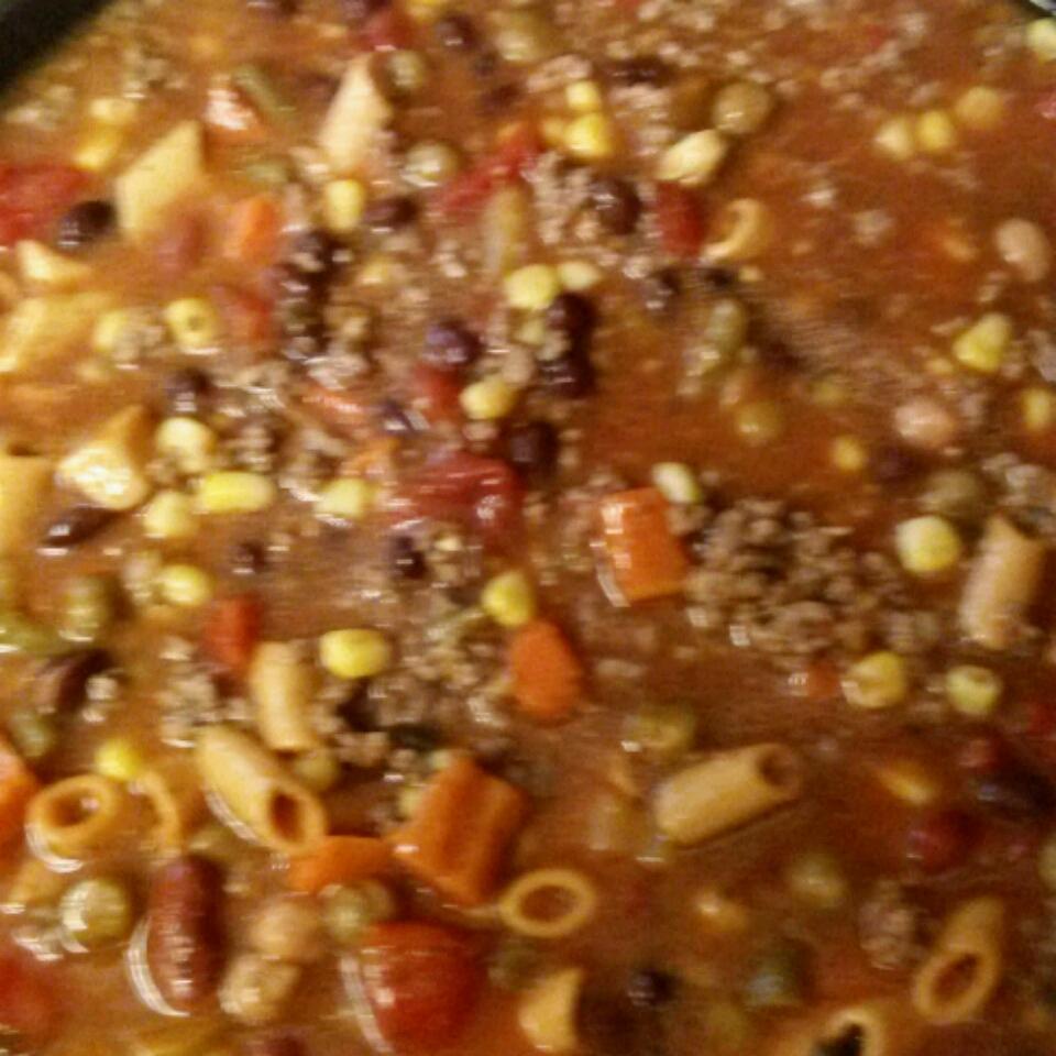 Quick Texas Stew Andrea Banfill