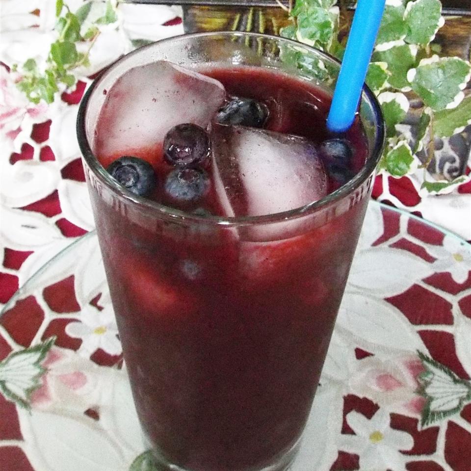Blueberry Limeade Yoly