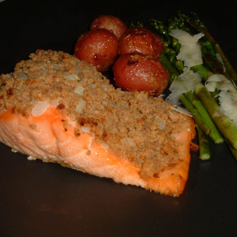 Alternative Baked Salmon Caroline C