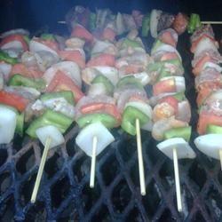 Shrimp Kabobs teresegirls3