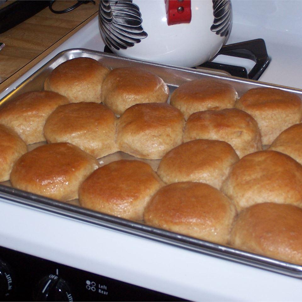 Honey Wheat Sandwich Rolls VeggieBalls