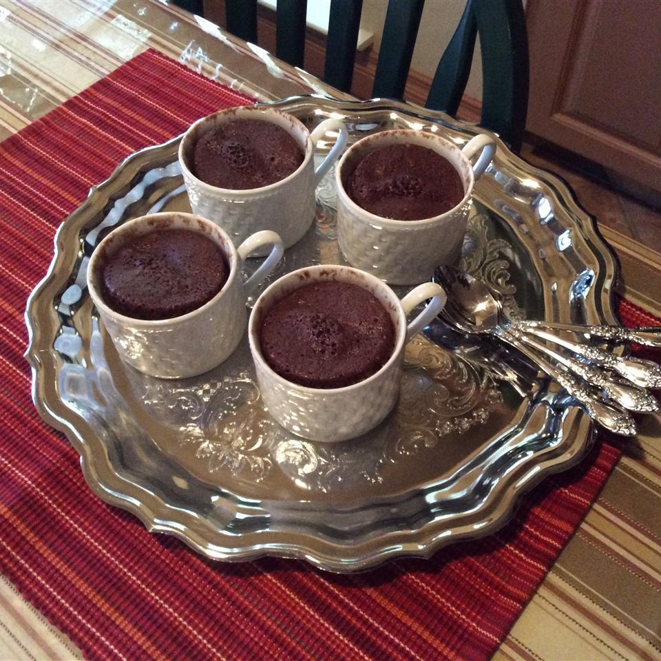 Minute Chocolate Mug Cake Donna J
