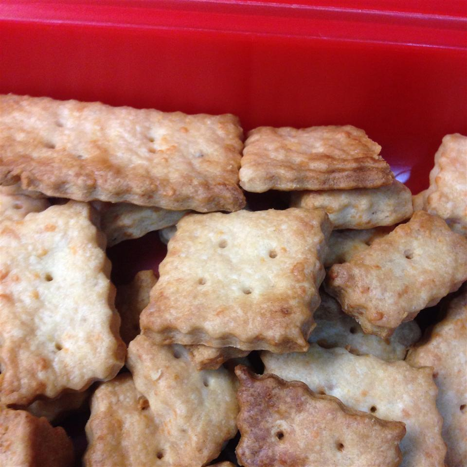 Cheddar Crackers Jason Simms