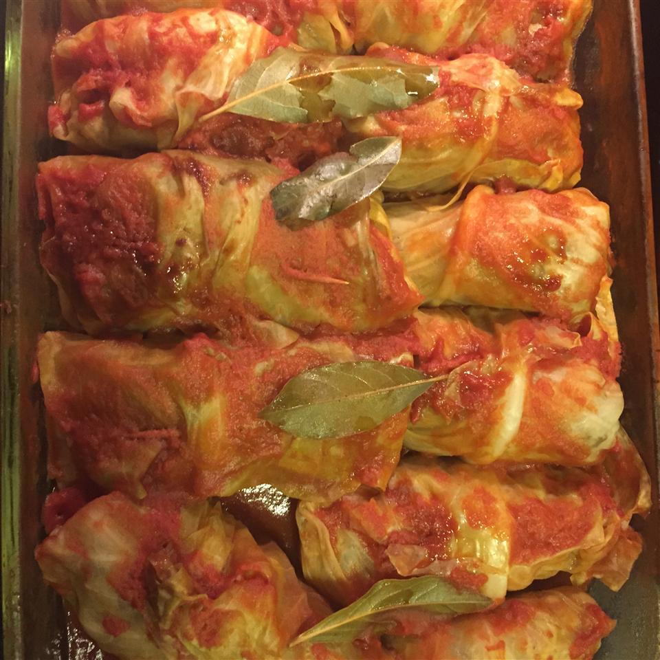 Cabbage Rolls Brittany N Briggs