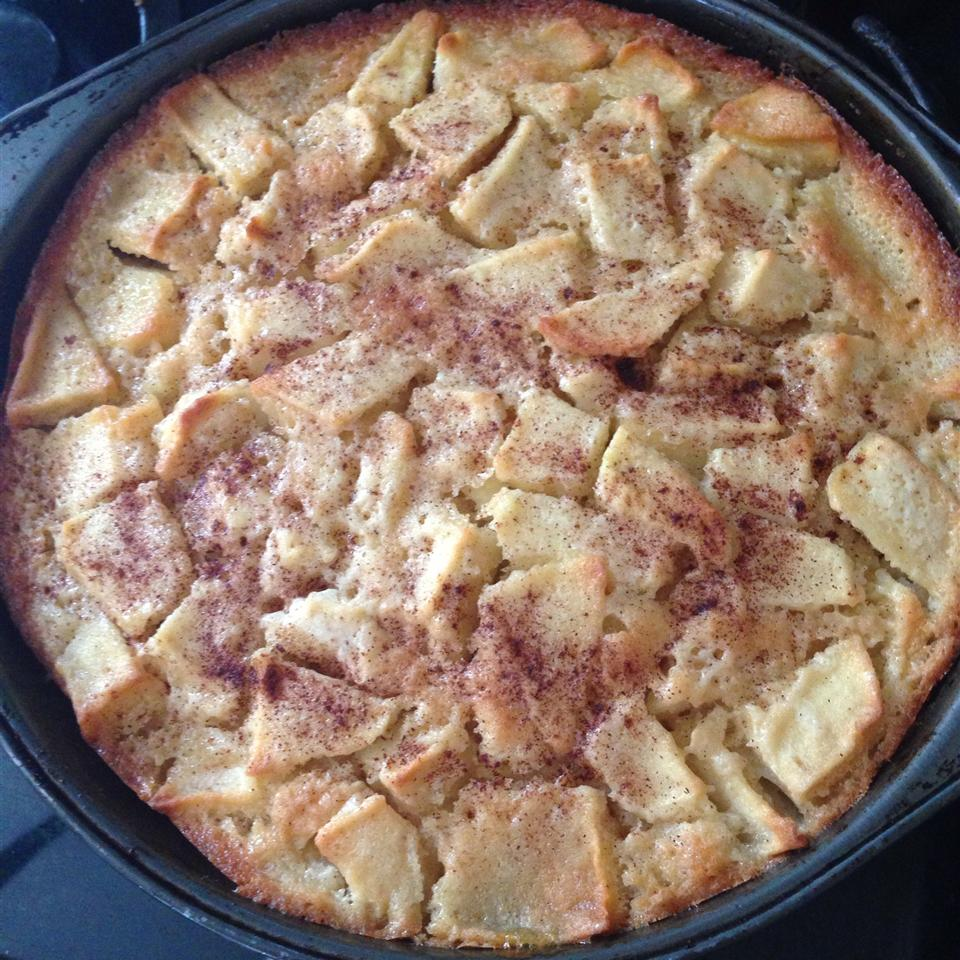 Fireman's Apple Pie KalZone