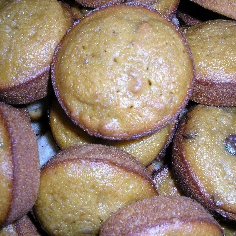Barb's Pumpkin Chocolate Chip Muffins DaniCorrelle