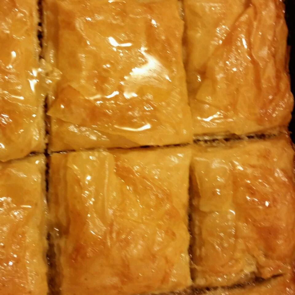 Easy Baklava katerina