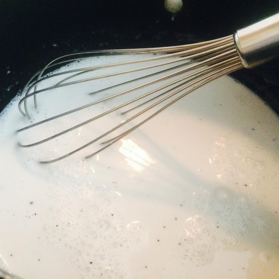 Coconut Milk Syrup