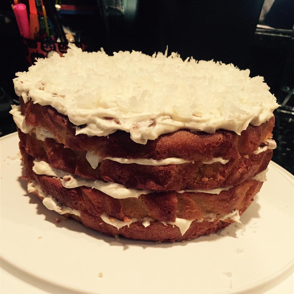 Italian Cream Cake II Quan