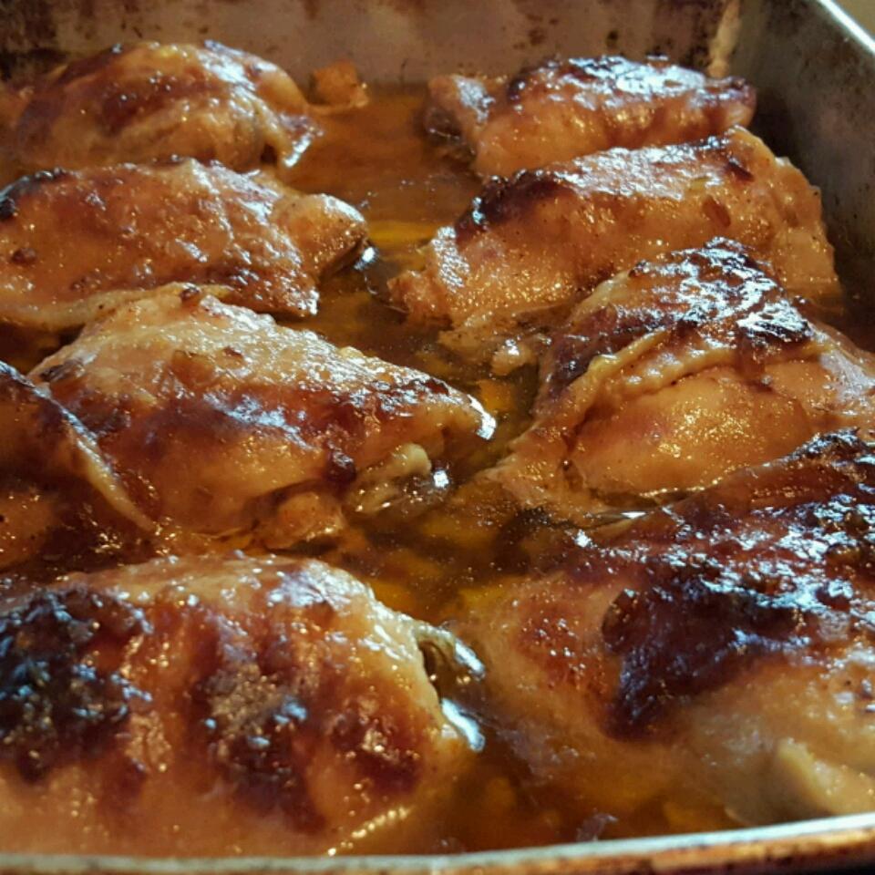 Tender Onion Baked Chicken Recipe Allrecipes