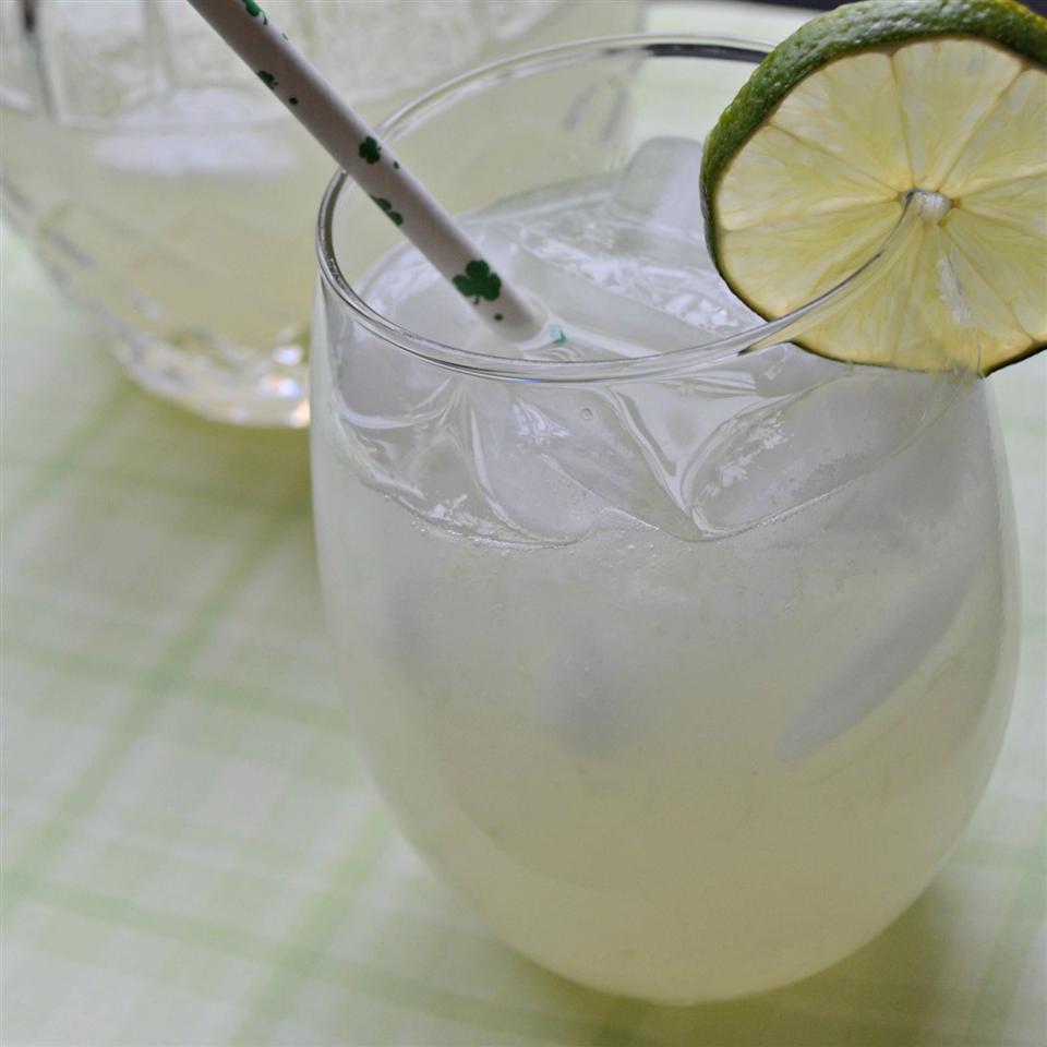 Summertime Limeade Fizzle
