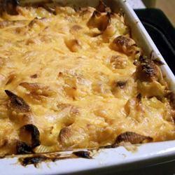 Fancy-But-Easy Mac N' Cheese