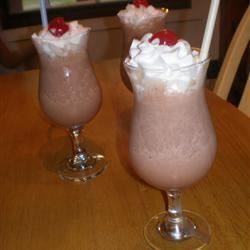 Chocolate Mug Milkshake SweetToothTiff