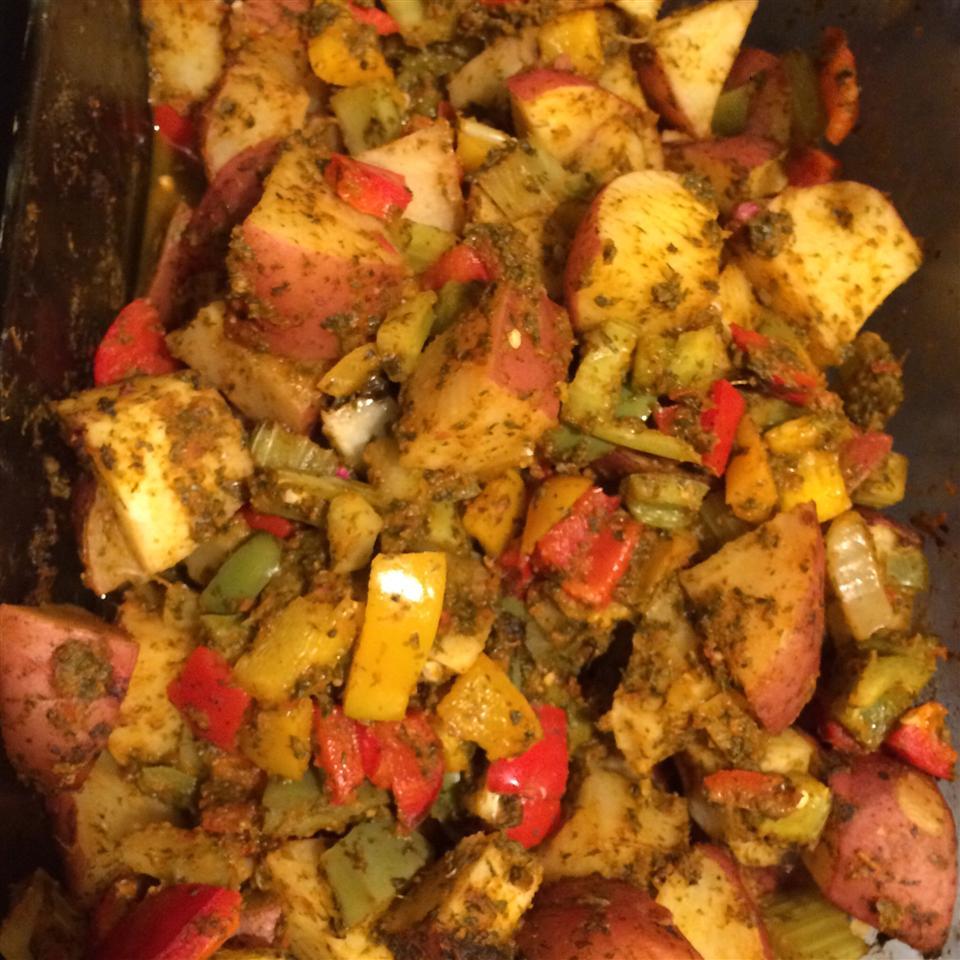 Moroccan Potato Casserole Jonathan Lopez