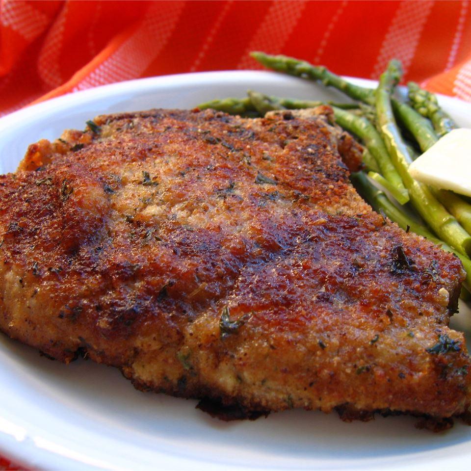 Italian Breaded Pork Chops Allrecipes