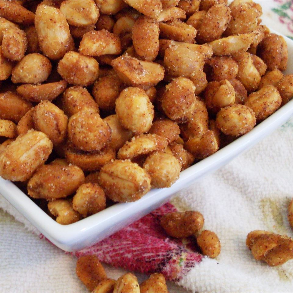 Chipotle Honey Roasted Peanuts Veronica Miller