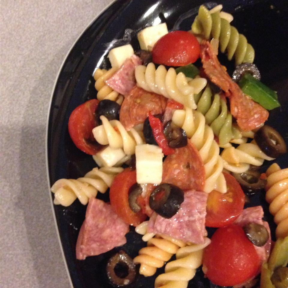 Awesome Pasta Salad Bill Wooldridge