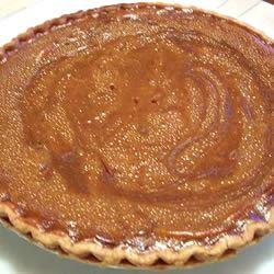 Pumpkin Maple Pie Supreme Dawn T