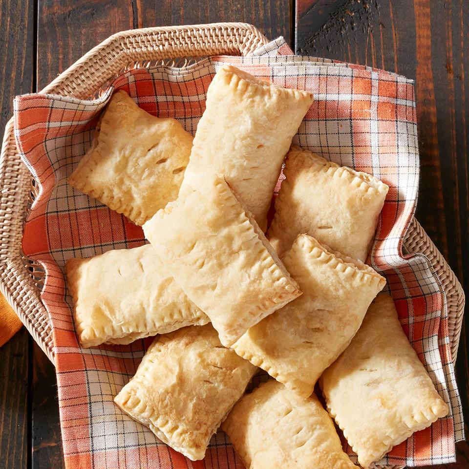 Country Ham and Cheddar Mini Hand Pies