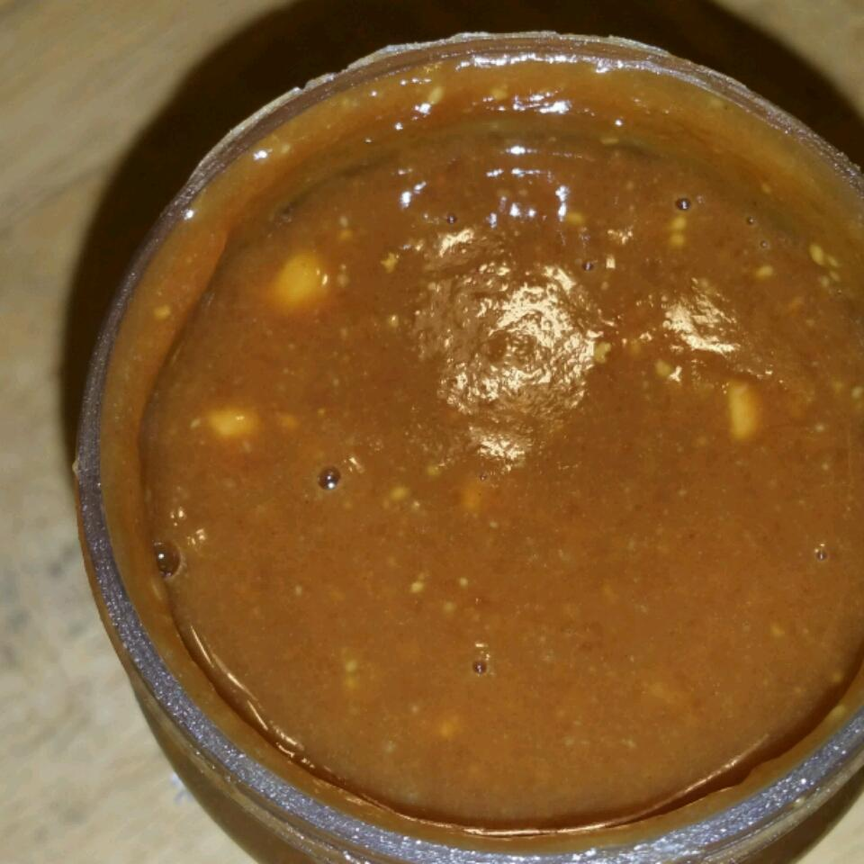 Thai-Style Peanut Sauce with Honey trishc82
