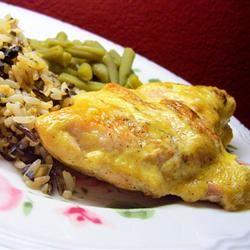 Dijonnaise Chicken Traci-in-Cali