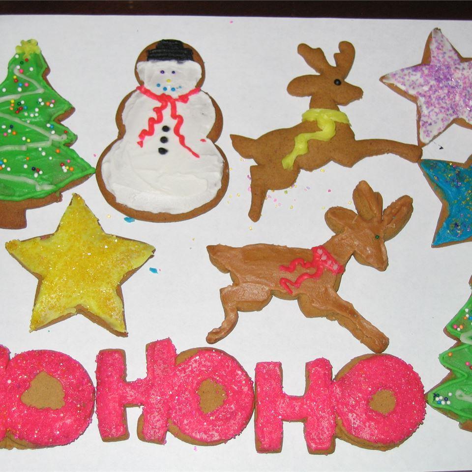 Christmas Ornament Cookies Mami Kim