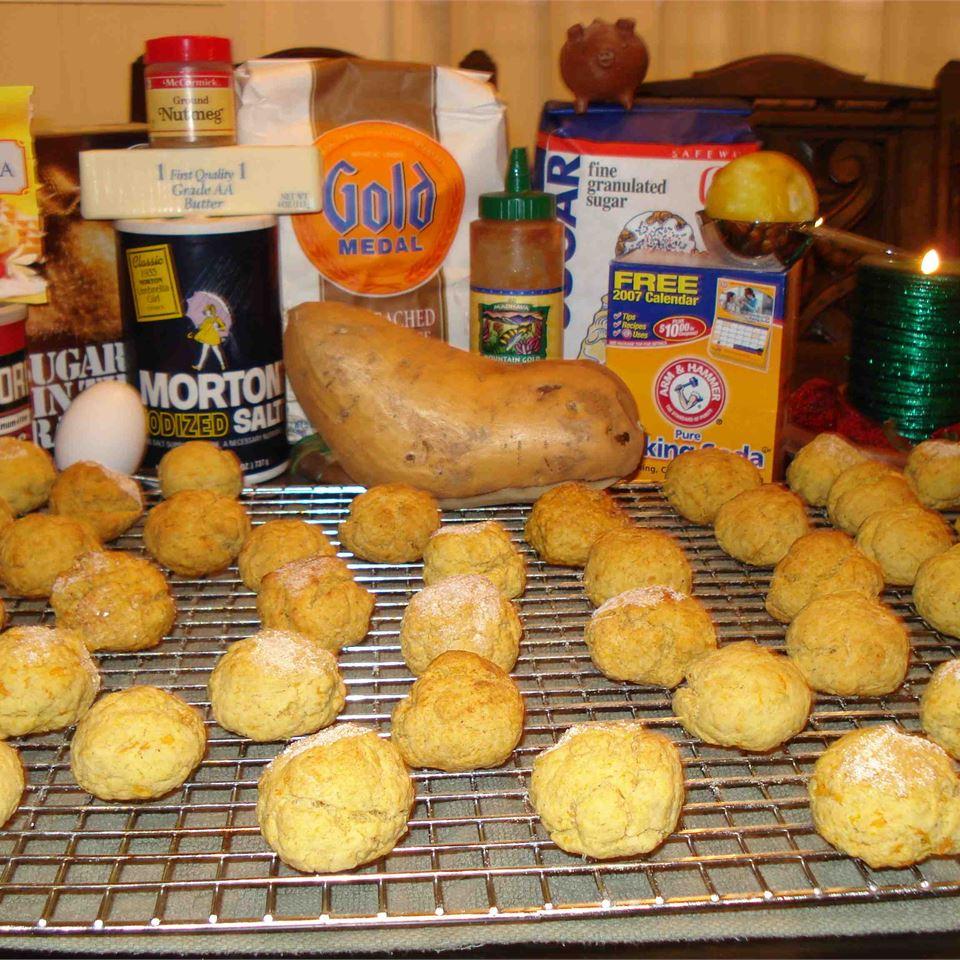 Sweet Potato Cookies II TUCSONALI