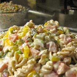 Awesome Ham Pasta Salad Joyce