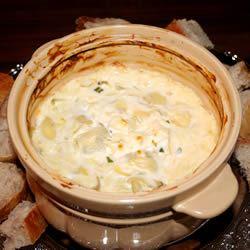 Hot Artichoke Dip Nancie E