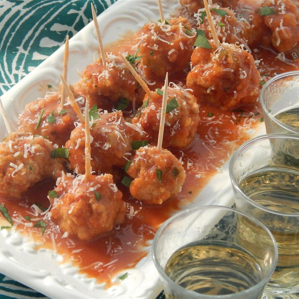 Tequila Meatballs