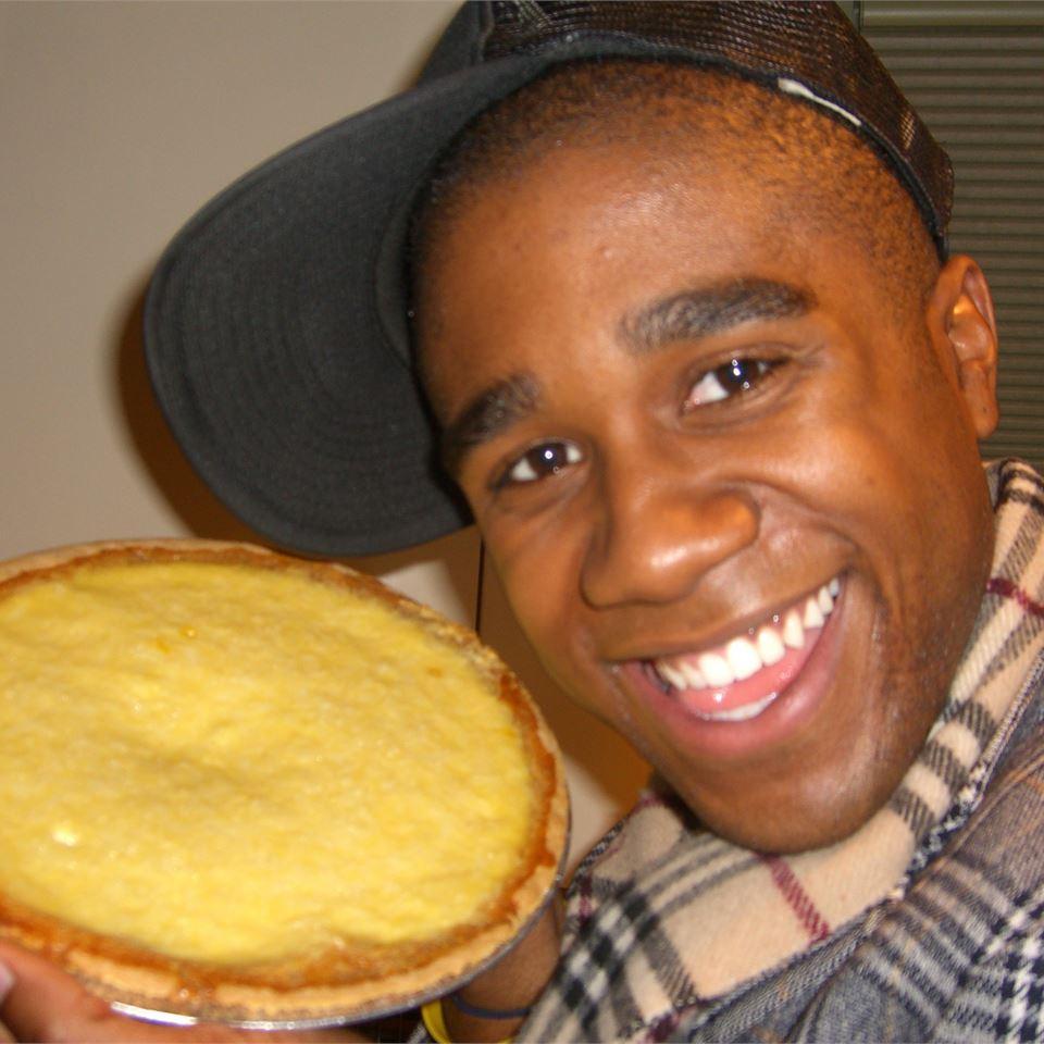 Coconut Custard Pie IV Danar