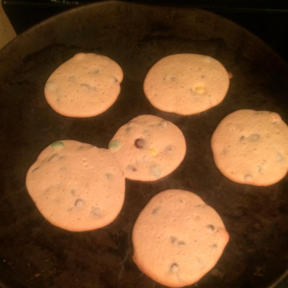Ally's Chocolate Chip Cookies kevanrecord