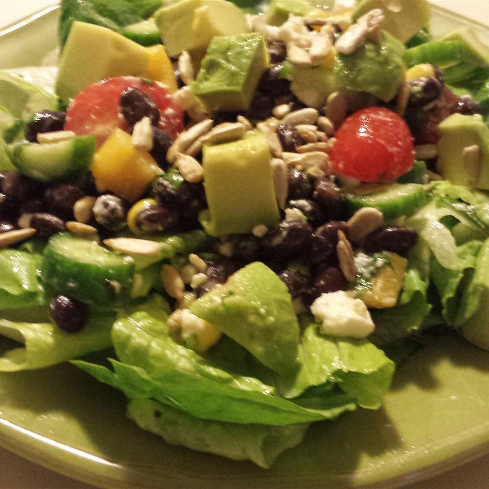 Baja Salad Casablancaise