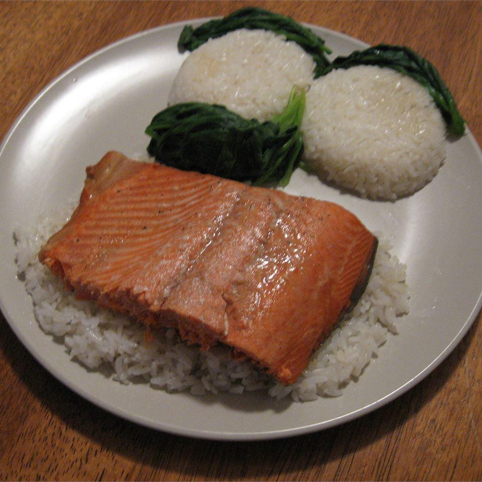 Marinated Salmon 'Smoothly' STANISLAV