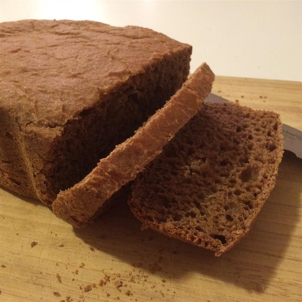 Steakhouse Wheat Bread for the Bread Machine Brad Pickett