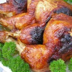 Sunshine Chicken Charlene Ricketts