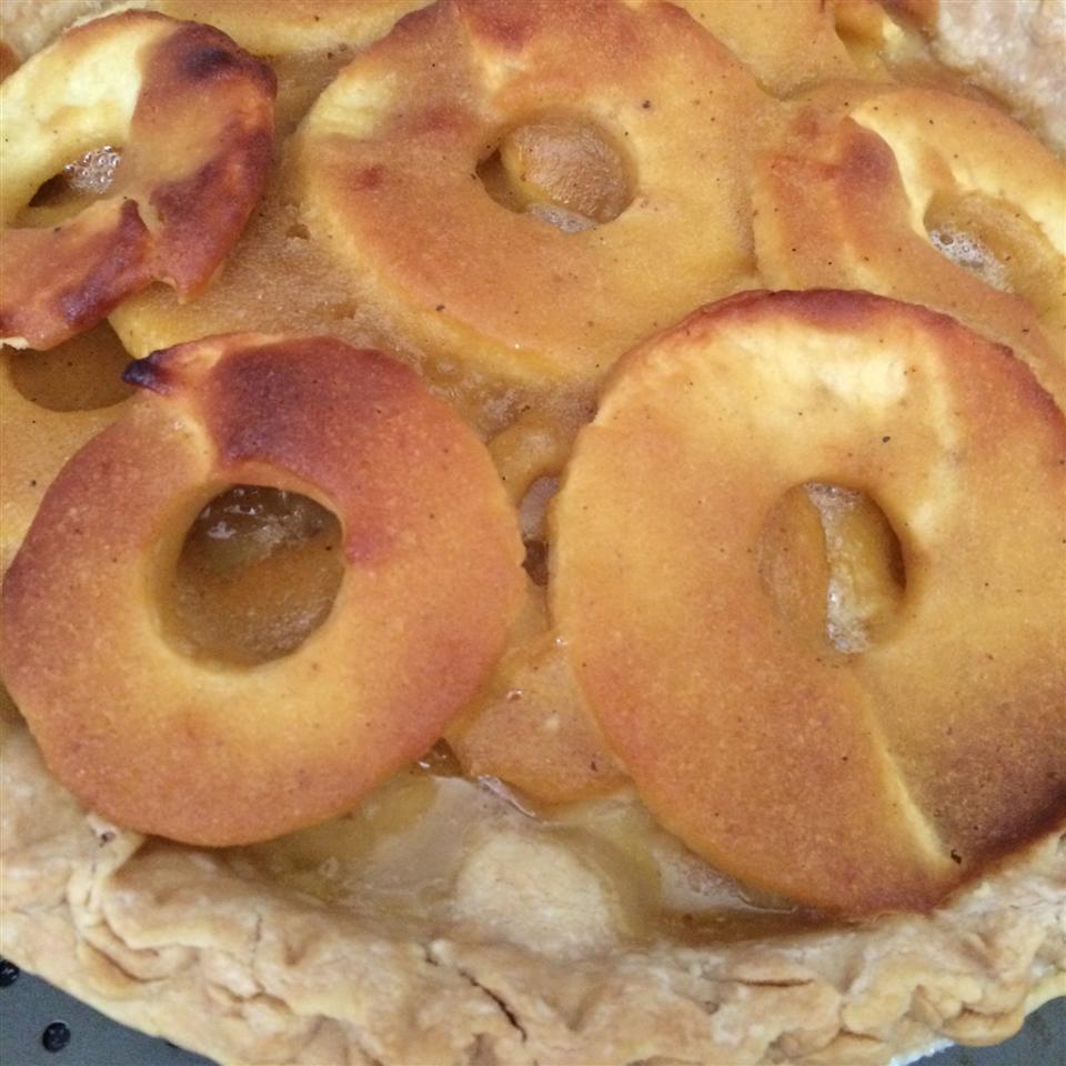 Open-Faced Apple Pie jen