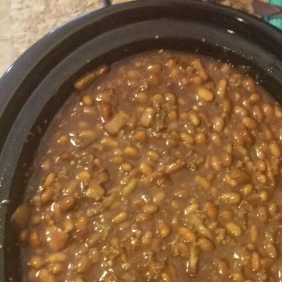Perfect BBQ Baked Beans