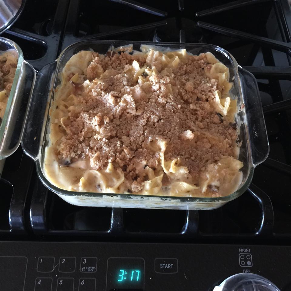Chicken Noodle Casserole I Denny Doss