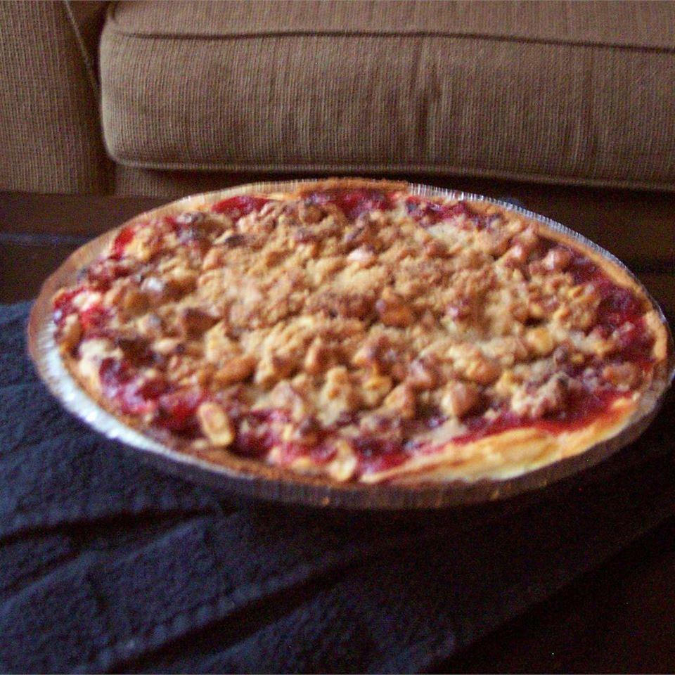 Cranberry Crumb Pie Elisa G.K.